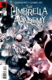 Umbrella Academy: Apocalypse Suite #3 Gerard Way Dark Horse comic book